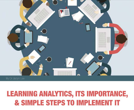 Learning Analytics, Its Importance By Jaclyn Lee