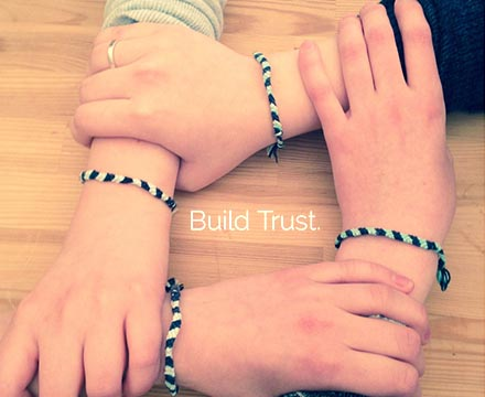 Building Trust In Organisations Amidst Numerous Uncertainties