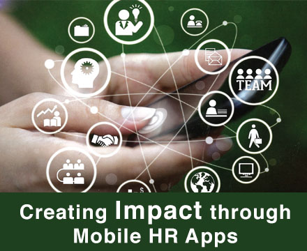 Creating Impact through Mobile HR Apps