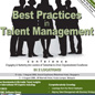 "Presentation on ""Best Practices in CISCO's Talent Management and Human Capital Development"" SHRI HR conference"