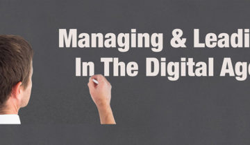 Leadership 4.0 – Managing and leading in the Digital Age