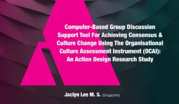 OCAI – An Action Design Research Study