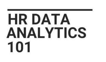 HR Data Analytics 101