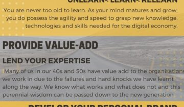 Tips for Staying Relevant In Your 40s or 50s