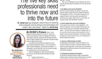 Five Key Skills Professional Need